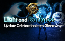Continent of the Ninth Seal (C9) Light and Darkness Gift Key Giveaway