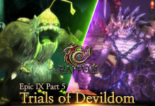 Rappelz's Trials Of Devildom Update Will Add 30 Room Dungeon