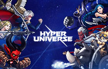 Hyper Universe Early Access Steam key Giveaway
