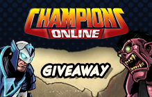 Champions Online Anniversary Packs Giveaway