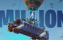 Fortnite: Battle Royale Sees 1 Million Players On Day One