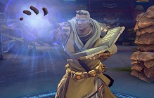 Master X Master Adds Book-Wielding Support Hero Titus And New Co-Op Mode