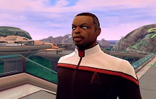 Meet Up With Geordi La Forge In Star Trek Online's Newest Episode