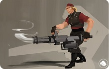 Artist Reveals That Valve Considered Female Team Fortress 2 Characters