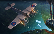 World of Warplanes Adding Respawns And Bombers In Revamped Conquest Mode