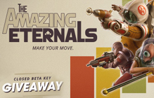 The Amazing Eternals Closed Beta Key Giveaway
