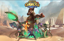 SMITE-Themed Strategy Card Game Hand Of The Gods Launches On Steam