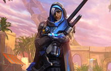 Overwatch's Ana Hits Heroes of the Storm's Public Test Server