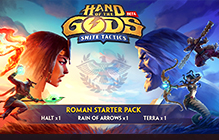 Hand of the Gods: SMITE Tactics Roman Starter Pack Giveaway