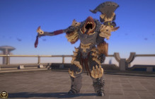 Skyforge Revenant Update Hits PC and PS4