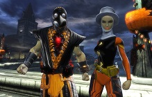 DCUO Starts The Witching Hour, Running Throughout October