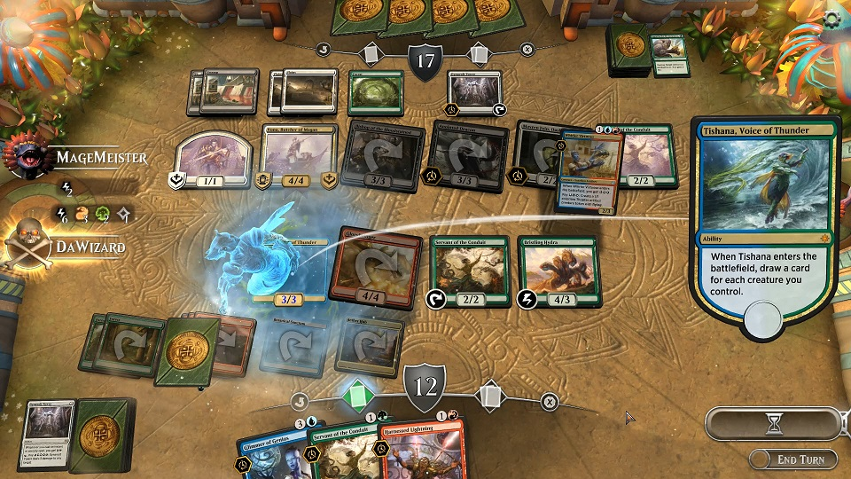 Magic: The Gathering Arena Reworking Rankings In Dec  13 Update