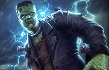 The MMOBomb Staff Crafts The Top 5 Frankenstein's Monsters Of Game Development
