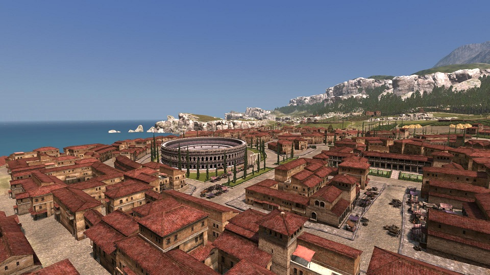Interview: Total War: Arena Rose From, And Still Meets
