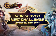 New Update Revitalizes Conquer Online