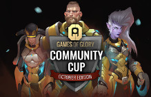 Sign Up For Games Of Glory October Community Cup Today