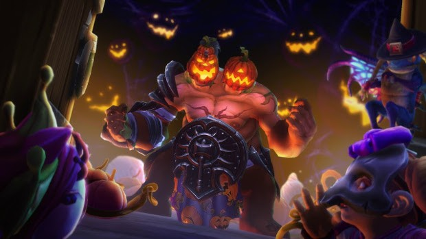 Top 5 Best Skins in Free-to-Play Games This Halloween - MMO Bomb
