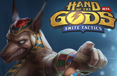 Hand of the Gods: Free God Key Giveaway (PS4/Xbox One)