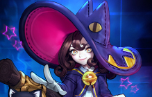 Hyper Universe Gets A Witchy New Character Just In Time For Halloween