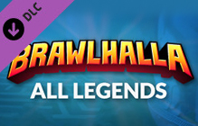 Win a Steam Key To Unlock all Legends in Brawlhalla! (Over $100 worth)