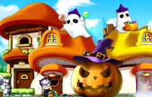 MapleStory Purrs Its Way Toward Halloween