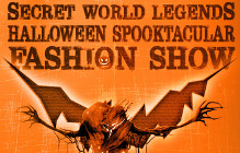 Enter The Secret World Halloween Fashion Show And Earn Sweet Loot
