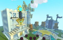 Help Take Your Club to the Top in Trove's Club Focused Update