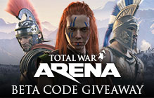 Total War Arena Closed Beta Key Giveaway (Working Now)