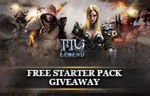 MU Legend Starter Pack Key Giveaway