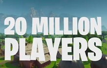 Fortnite Passes 20 Million Players, Will Let You Disguise Yourself As A Bush