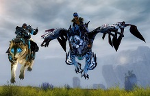 Guild Wars 2's New RNG Mount Skins Are Causing Predictable Controversy