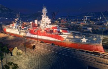 World of Warships Is Out To Save The Real USS Texas With Charity Bundles