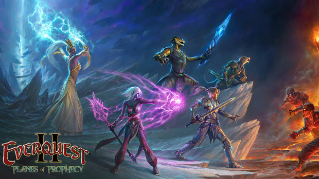 EverQuest II Planes Of Prophecy Expansion Takes Players Back