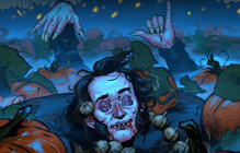 GWENT's  Latest Update Celebrates Saovine: The Holiday Of The Dead