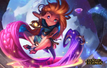 League Of Legend's Super Adorable Zoe Arrives In Update 7.23