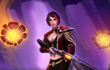 Paladins Introduces Dark New Damage Champion Vivian: The Cunning