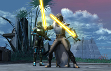 Get the Levels Without Skipping the Story: SWTOR's Latest Take on Character Boosts