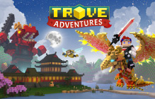 Get Your Team Ready, It's Time For Trove Adventures