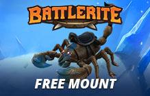 Battlerite: Free Mount Steam Key Giveaway