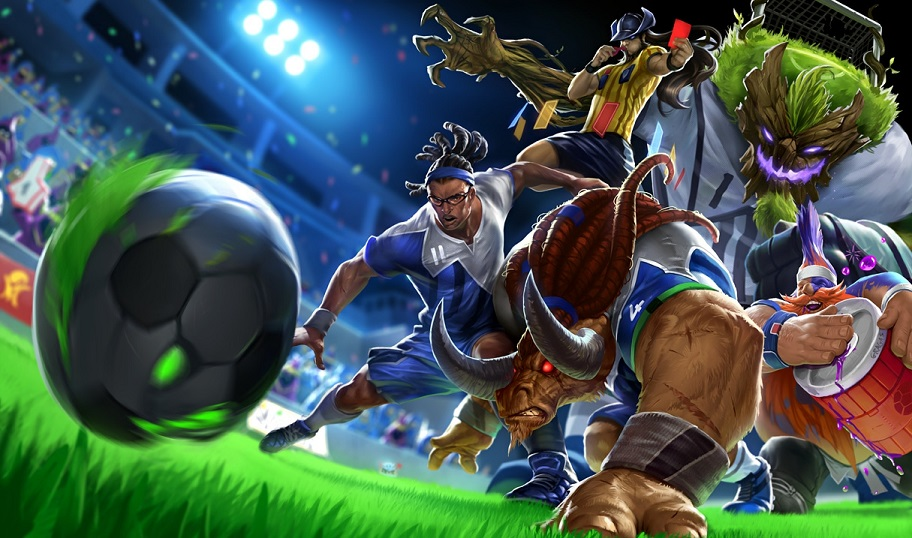 Riot Games Wants You To Think Of Esports As Real Sports - MMO Bomb