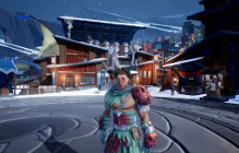 Dauntless Frostfall Event Adds New Hunts, Quests, And More