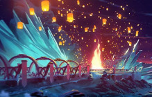 Duelyst Celebrates Winter With The Frostfire Festival