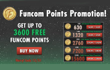 Funcom Hosting A Sale On Points For Games In Maintenance Mode