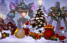 Celebrate The Holidays In Runes Of Magic With The Snowflake Festival And New Year's Event