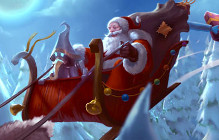 Help Save Santa in RuneScape's Christmas Quest