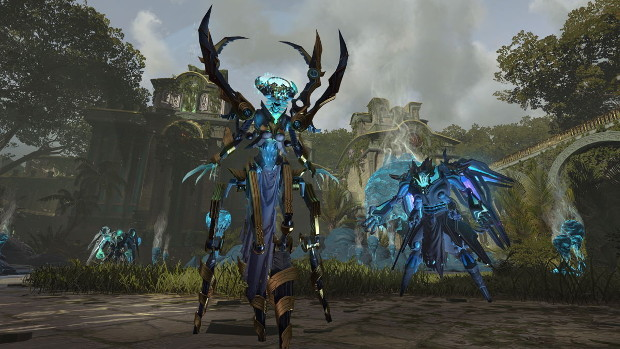 A powerful creature by the name of Nihaz is leading a demonic invasion in  Skyforge — and it's up to you to stop it. The army consists of creatures  from a ...