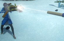 Q's Winter Wonderland Returns To Star Trek Online