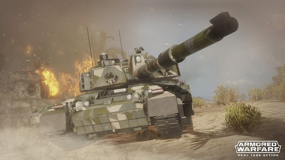 Armored Warfare On PS4 Early Access Starts Feb. 6, Full Launch Feb. 20