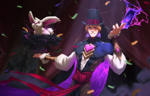 Battlerite's Latest Champion Brings Stage Magic To The Battlefield
