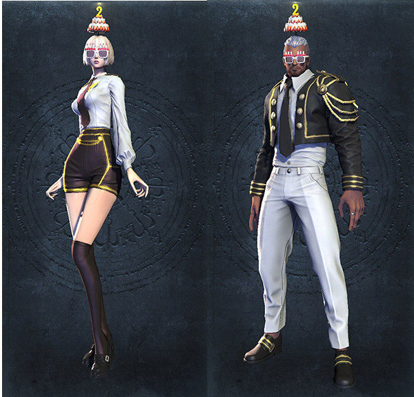 Blade And Soul Cake